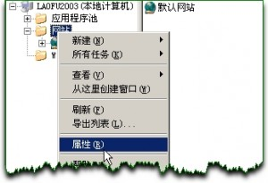 Win2003下iis+php+mysql+zend架设(php环境)